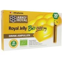 Arko Royal Royal Jelly 1500 Mg (20amp)