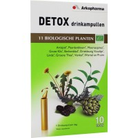 Arkopharma Detox drinkampullen