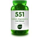 AOV 551 Calcium & Magnesium & Zink Pidolaat
