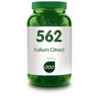 AOV 562 kalium citraat 200 mg