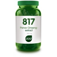 AOV 817 Panax Ginseng-extract