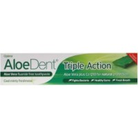 Aloe Dent Aloe vera tandpasta triple action