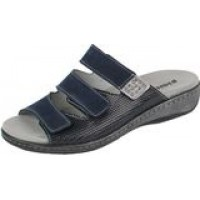 bighorn klompen,schoen,sandalen, blauw