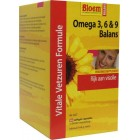 Bloem Omega 3, 6 & 9 Balans