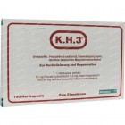KH3 weer verkrijgbaar
