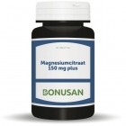 Bonusan Magnesiumcitraat 150 mg plus