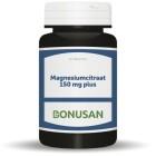 Bonusan Magnesiumcitraat 150 mg plus