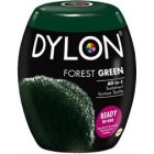 Dylon Forest Green Pods 350GR voor de wasmachine