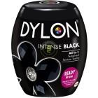 Dylon Intense Black Pods Textielverf voor de Wasmachine