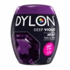 Dylon Deep Violet Pods textilverf voor de wasmachine