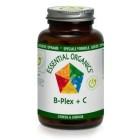 Essential Organics  B-Plex + C
