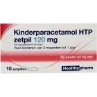 Healthypharm Paracetamol 120 mg kind zetpil