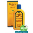 Grahams Natural Bath Olie