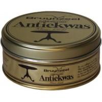 Bruynzeel Antiekwas naturel blik bijenwas