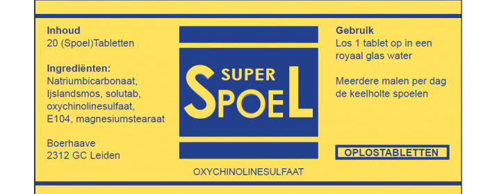 Superspoel