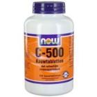 C-500 Kauwtabletten Now