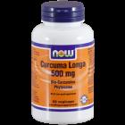 Curcuma Longa 500 mg Now