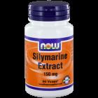 Silymarine Extract 150 mg curcuma 350mg Now