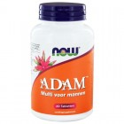 Adam Multi Vitaminen voor Mannen Now