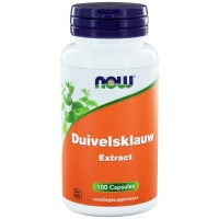 Duivelsklauw Extract 500 mg Now