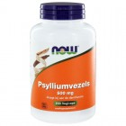 Psylliumvezels Caps 500 mg Now