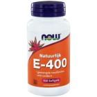 Vitamine E-400 Gemengde Tocoferolen Now