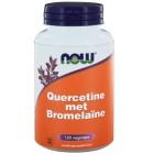 Quercetine met Bromelaine Now