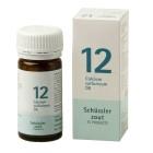 Schussler Zouten No 12 Calcium Sulfuricum D6