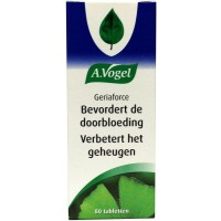 Geriaforce tabletten dr Vogel