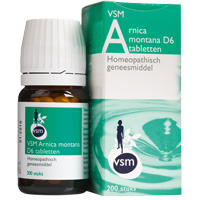 Arnica montana D 6 Tabletten VSM