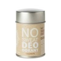 OHM No Sweat Poederdeodorant Coconuts