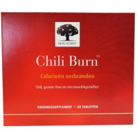 Chili Burn Fatburner New Nordic