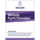 Weleda Pyriet zinnober tabletten