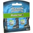 Wilkinson Protector 3 mesjes 8 stuks