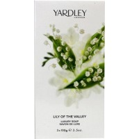 Yarley Lily of the Valley zeep box