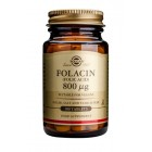 Folacin (folic acid) 800 mcg tablets
