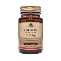 Folacin (folic acid) 400 mcg tablets