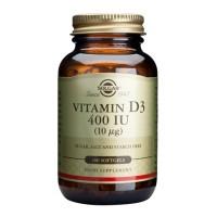 Vitamin D-3 400 IU/10 mcg