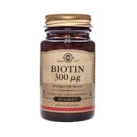 Biotin 300 mcg