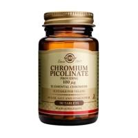 Solgar Chromium Picolinate 100 mcg