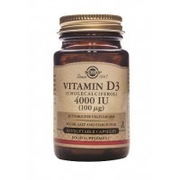 Vitamin D3 4000 IU /100 mcg
