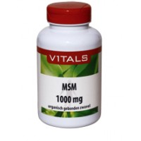 MSM tabletten 120 tabletten Vitals